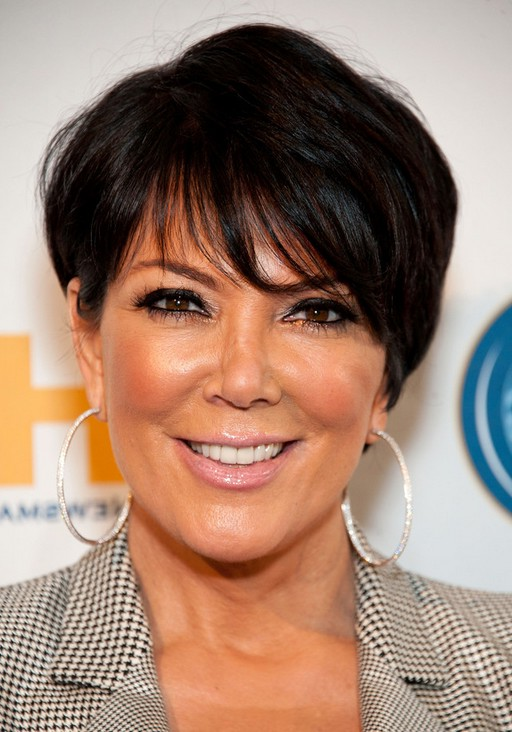 Kris jenner short layered haircut with bangs for women over 50 kris jenner short layered haircut with bangs for women over 50 urmus Gallery