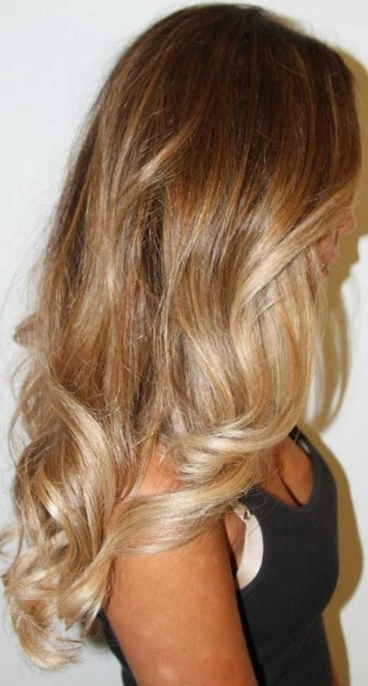 Latest Most Popular Ombre Hair Styles