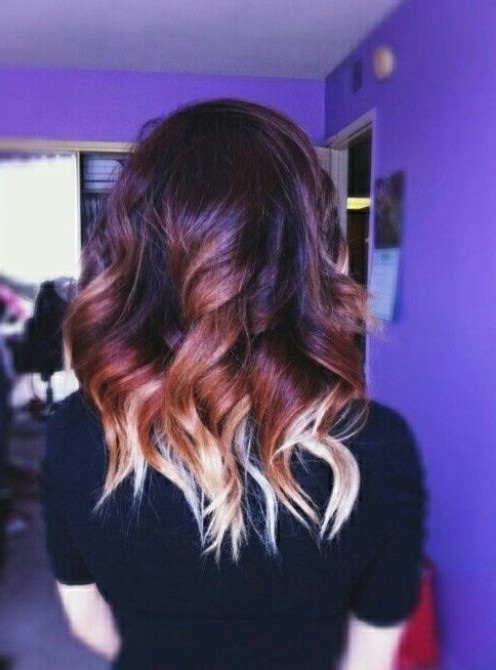 Terrific 38 Pretty Short Ombre Hair You Should Not Miss Styles Weekly Short Hairstyles For Black Women Fulllsitofus