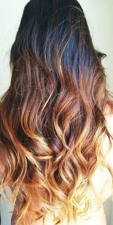 Latest Trendy Ombre Hairstyle For 2015 Styles Weekly