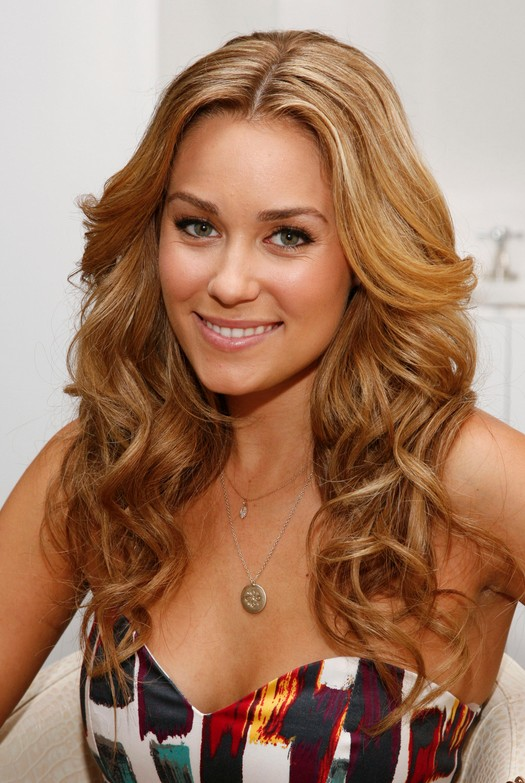 Lauren Conrad Curly Hairstyles