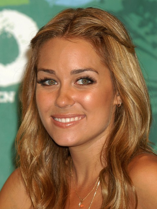 Lauren Conrad Rainbow Hair