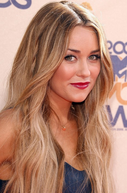 Lauren Conrad Long Hairstyles