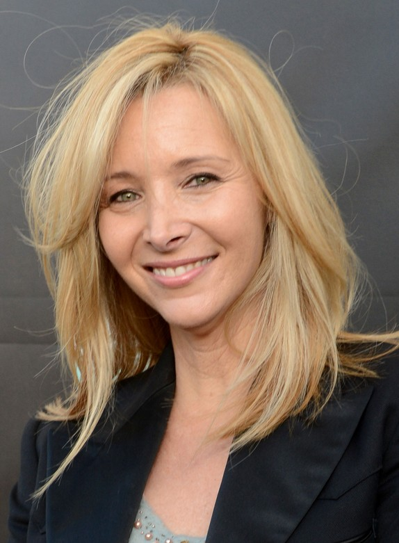 Lisa Kudrow Layered Hairstyles