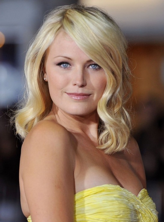 Malin Akerman Hairstyles