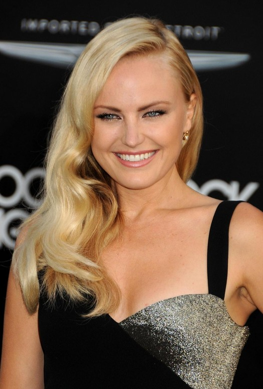 Malin Akerman Long Hairstyles