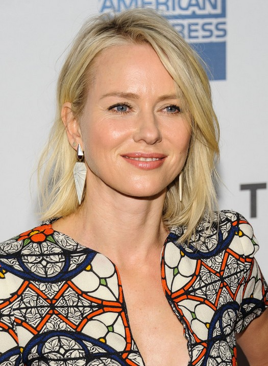 Naomi Watts Medium Hairstyles