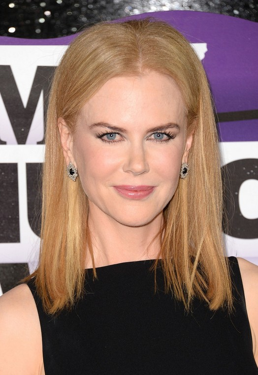 Nicole Kidman Medium Straight