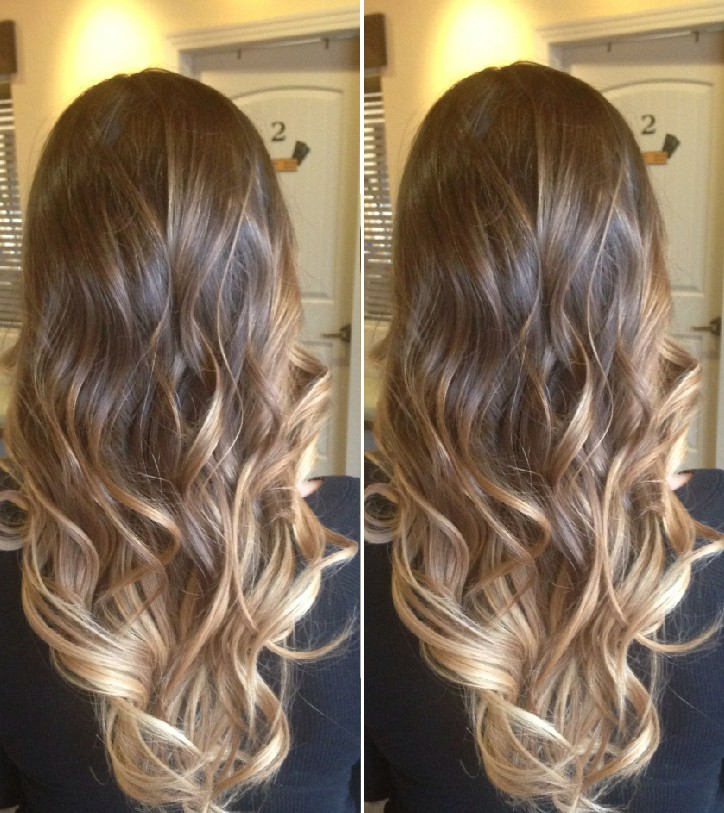ombre hair color 2015 styles weekly