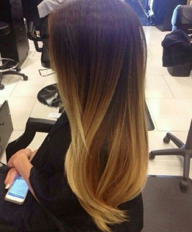 Ombre Hair Color Ideas For 2017