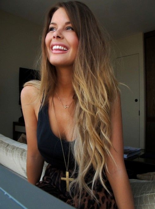 62 best ombre hair color ideas for 2016 styles weekly - Ombre braun blond ...