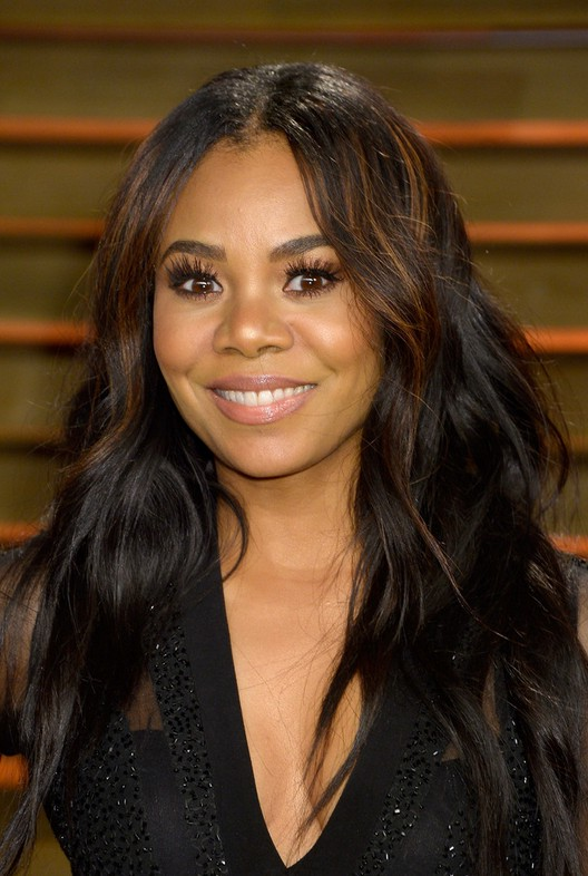 Pleasant Regina Hall Highlighted Black Long Wavy Hairstyle For Black Women Short Hairstyles For Black Women Fulllsitofus