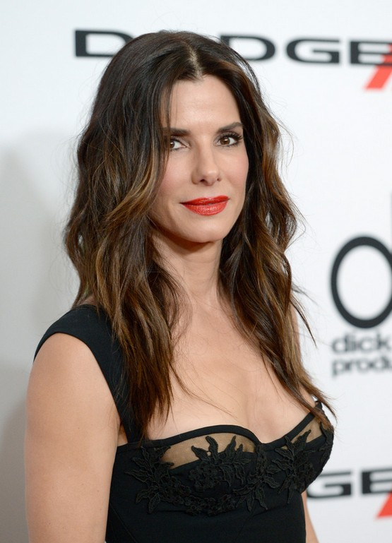 Sandra Bullock Hairstyles Celebrity Latest Hairstyles 2016