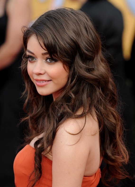 Sarah Hyland Hairstyles Celebrity Latest Hairstyles 2016