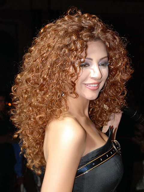 Groovy Top 28 Best Curly Hairstyles For Girls Styles Weekly Hairstyles For Men Maxibearus