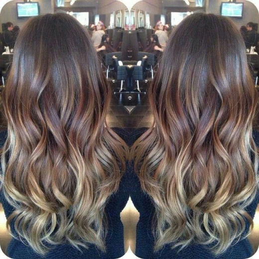 Sexy Ombre Hair Style for Women 2015