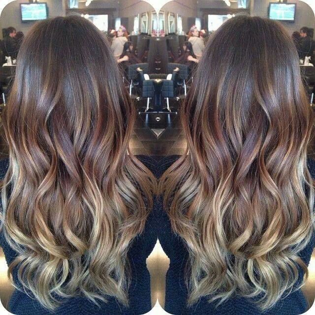 Hair Styles Colors Adorable Sexy Ombre Hair Style For Women 2015  Styles Weekly