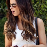 Sexy Wavy Ombre Hair for Long Hair