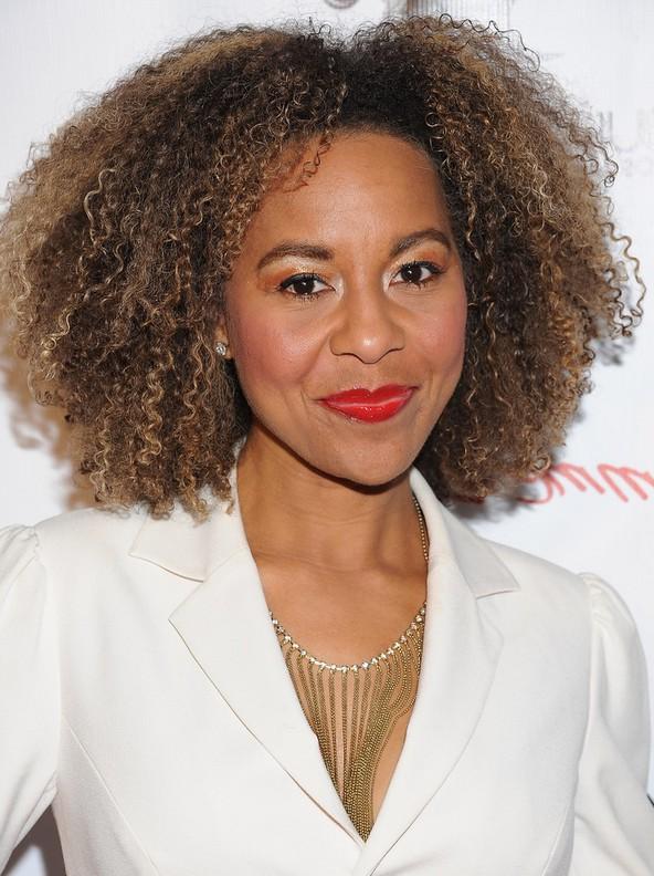 Astounding Shawn Richardz Medium Length Curly Hairstyle For Black Women Short Hairstyles For Black Women Fulllsitofus