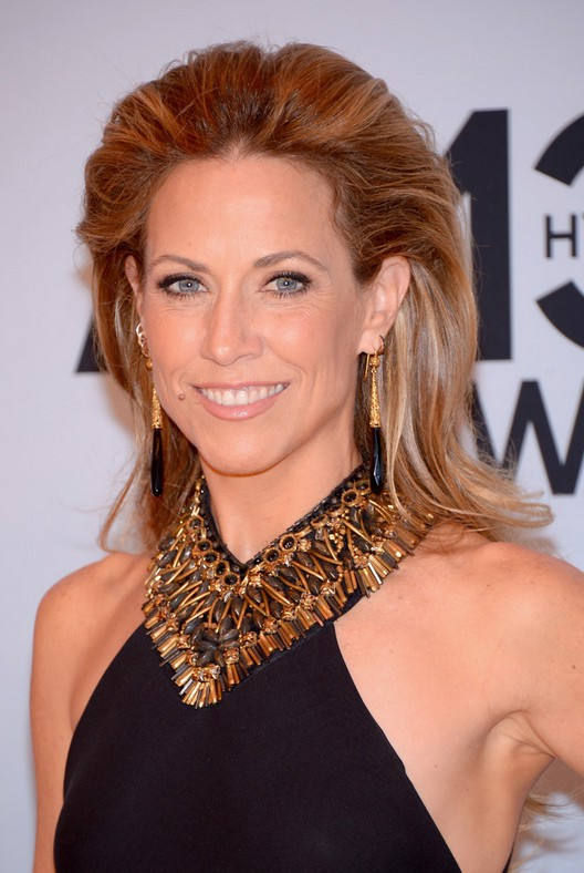 Sheryl Crow Teased Hairstyle For Long Hair Styles Weekly
