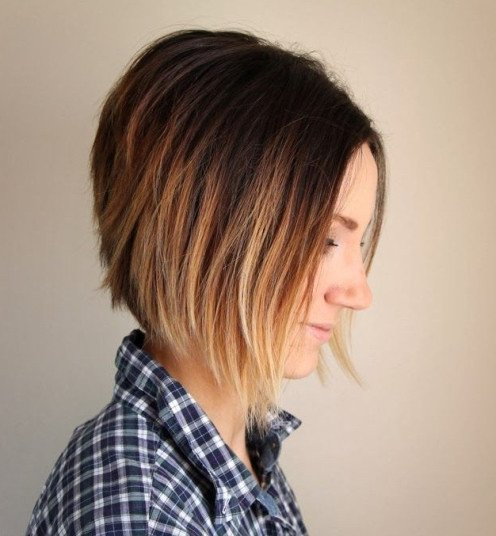Incredible 38 Pretty Short Ombre Hair You Should Not Miss Styles Weekly Short Hairstyles For Black Women Fulllsitofus