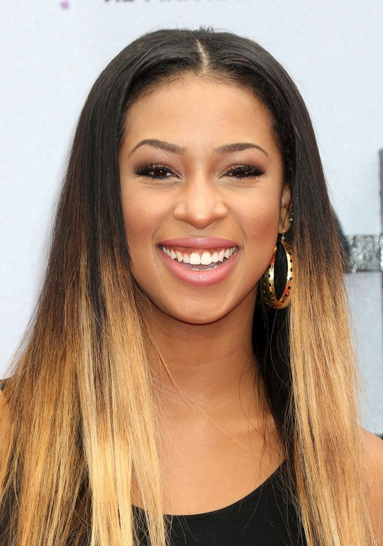 20nano Tipsrings 120 Dipdyeombre Straight Human Hair