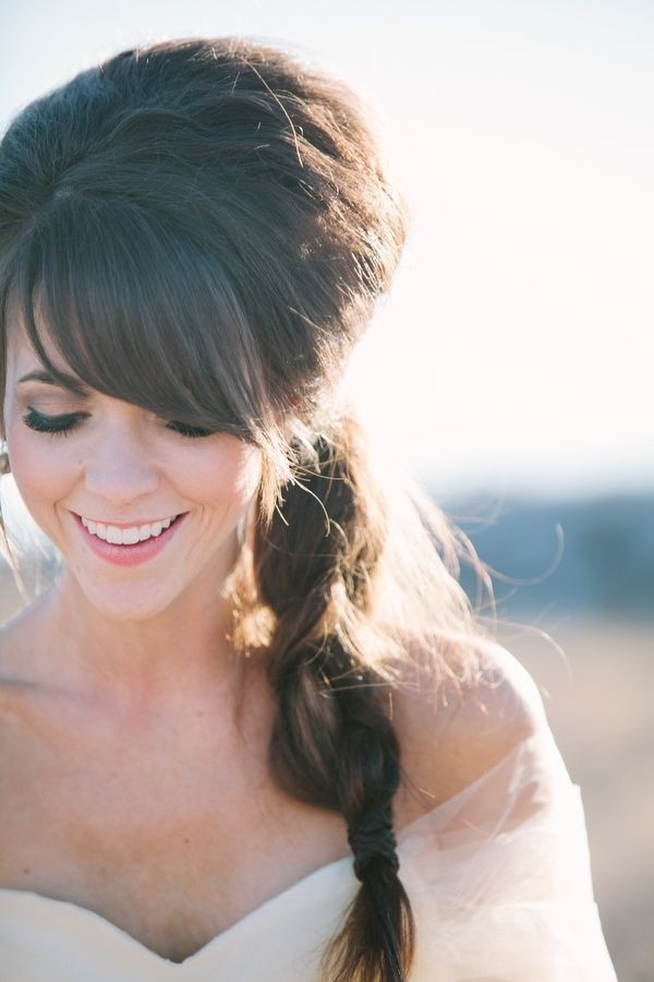 Wedding Hair Ideas for Brides and Bridesmaids