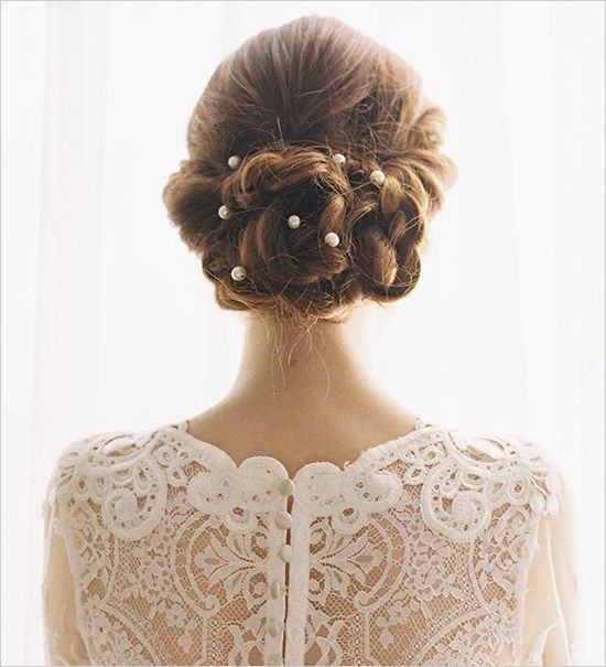 Wedding Hairstyles Ideas: Updos for Brides