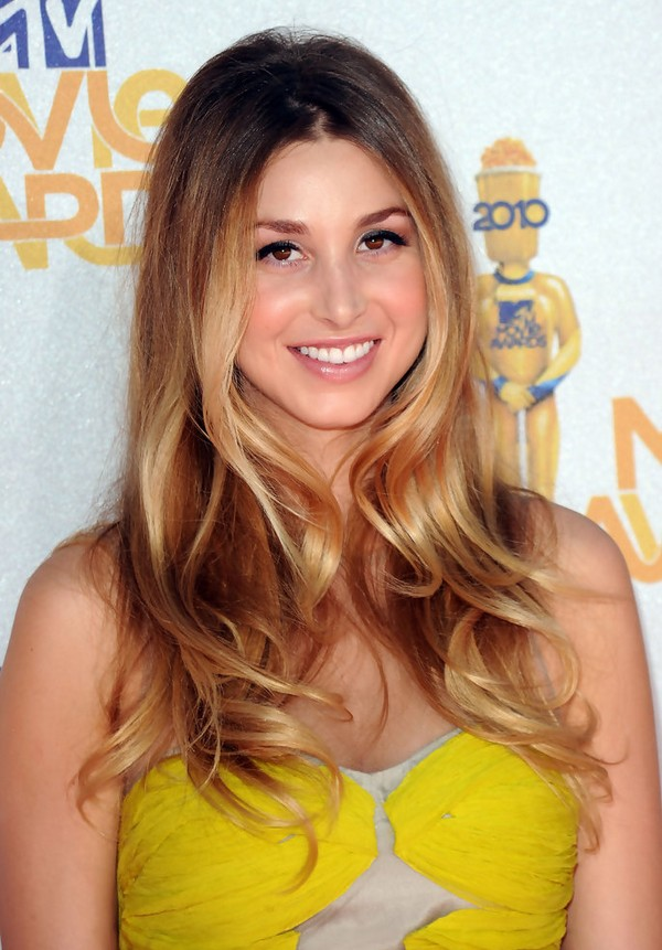 Whitney Port Hair Color