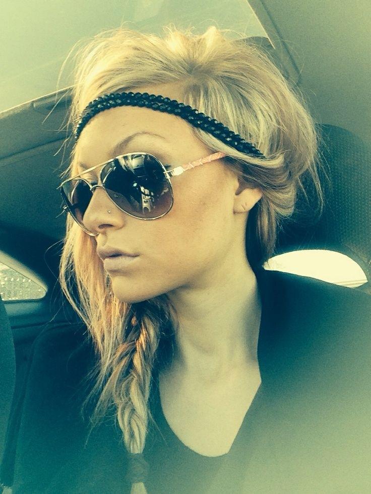 Boho Hair Wrap