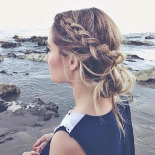 Astonishing 34 Boho Hairstyles Ideas Styles Weekly Short Hairstyles Gunalazisus