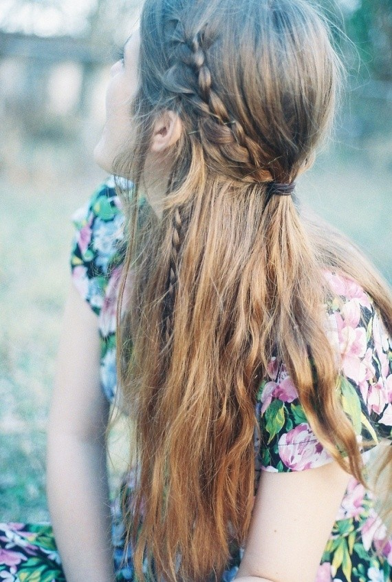 Braided Boho Hairstyles: Cute Long Hair For Summer