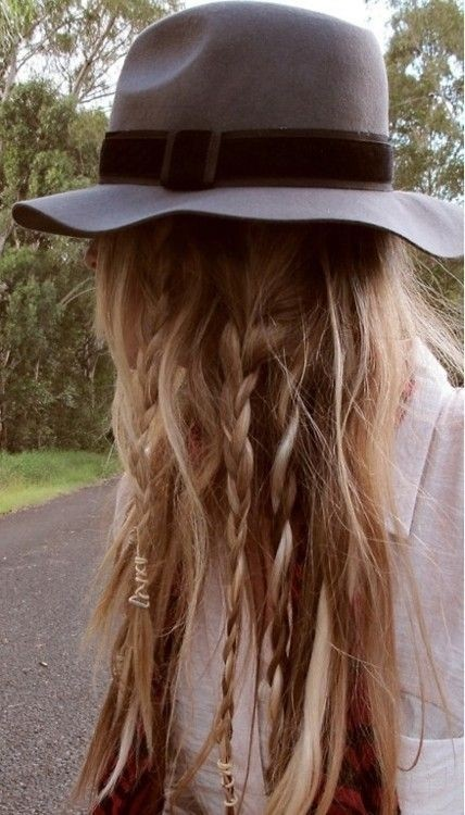 Fancy Hairstyles: Boho Braids Ideas for Long Hair