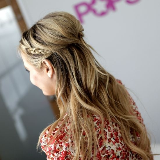 Fancy Hairstyles: Sexy Boho Braids