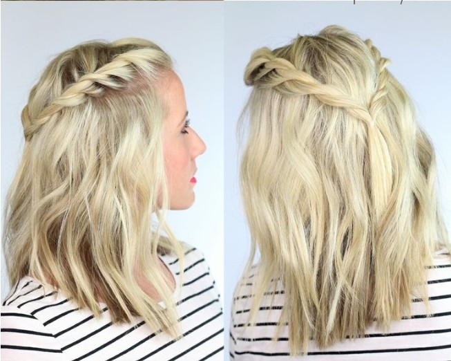 Magnificent 34 Boho Hairstyles Ideas Styles Weekly Short Hairstyles For Black Women Fulllsitofus