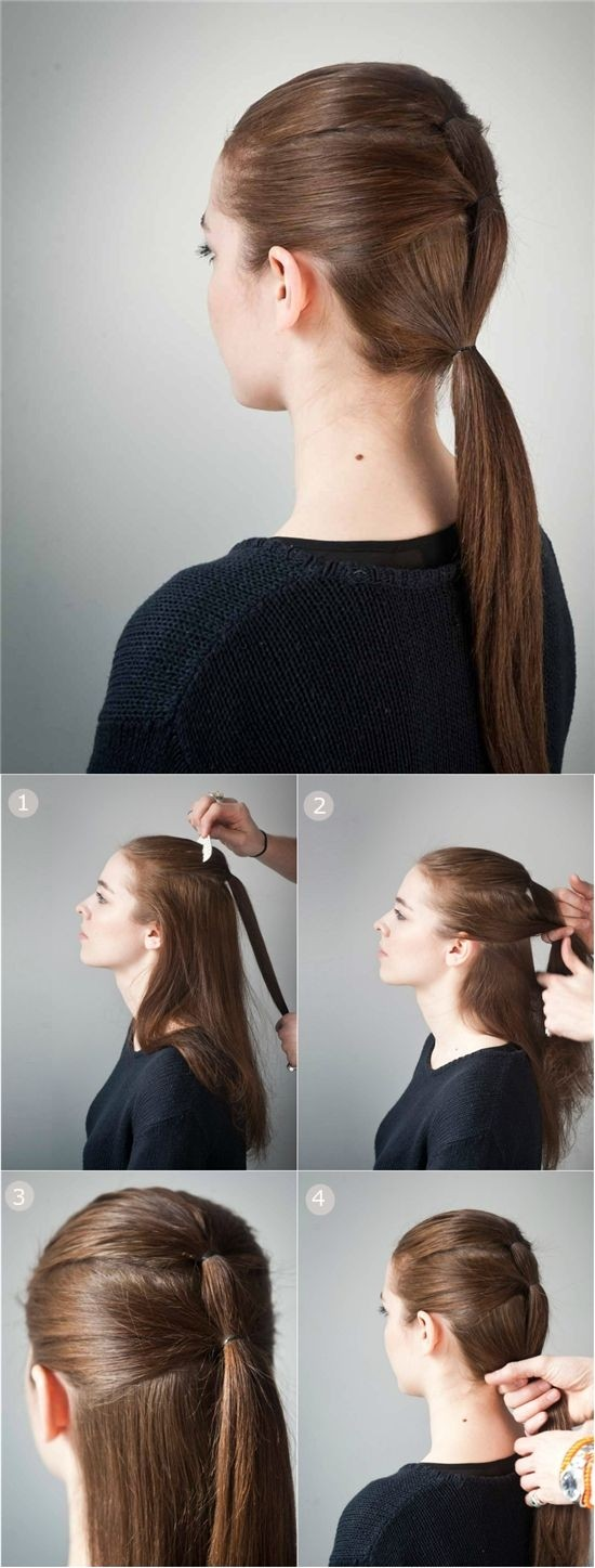 12 Beautiful Hairstyles for School - Styles Weekly