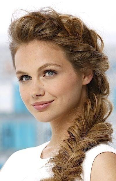 Pleasing 16 Side Braid Hairstyles Pretty Long Hair Ideas Styles Weekly Short Hairstyles Gunalazisus