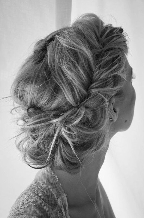 20 messy wedding updos for 2016