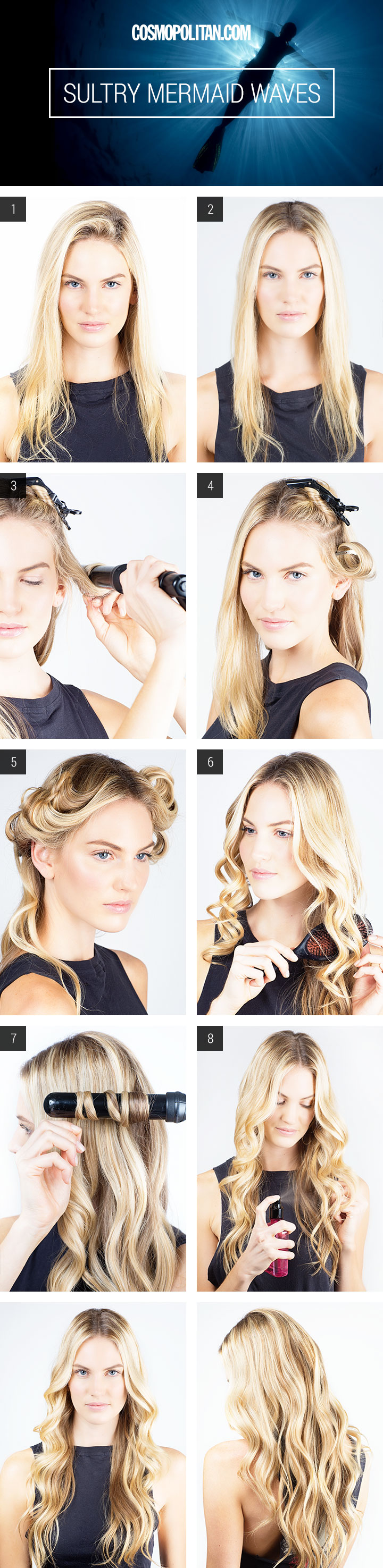 Sultry Mermaid Waves Pictures Photos And Images For