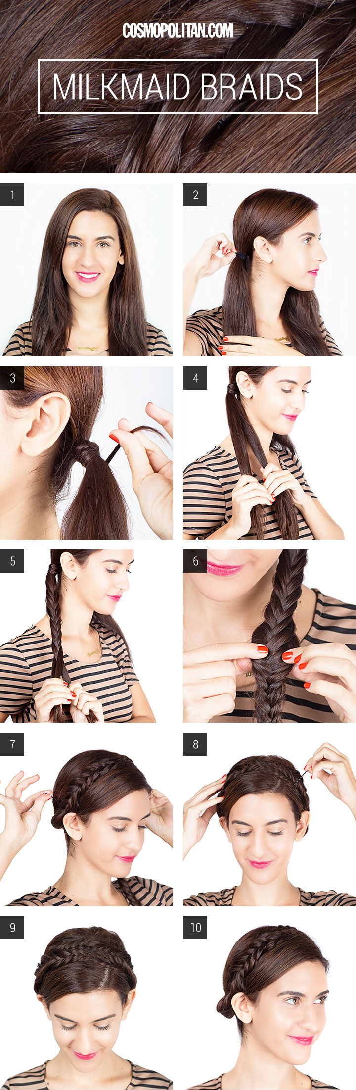 Magnificent Hair Tutorials 15 Simple Easy Hairstyles You Should Not Miss Hairstyles For Women Draintrainus