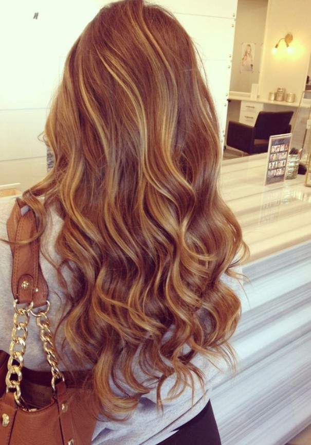 Light Brown Hair Ideas Tumblr