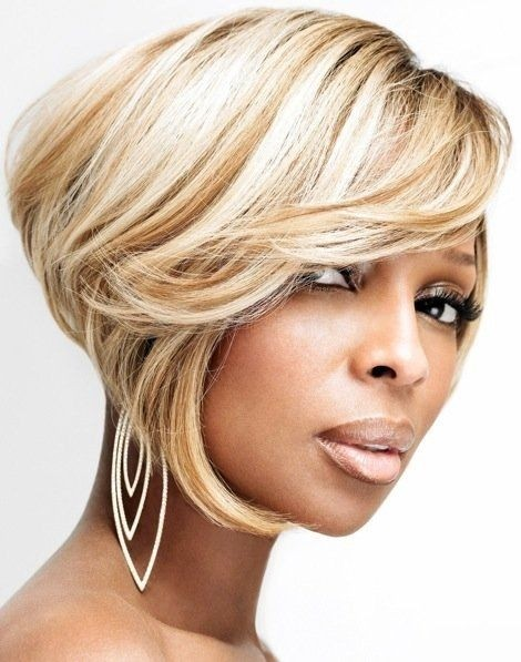 Super Groovy Short Bob Hairstyles For Black Women Styles Weekly Hairstyles For Women Draintrainus