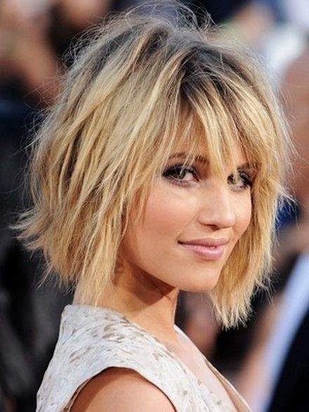 Wondrous 15 Superb Short Shag Haircuts Styles Weekly Hairstyles For Women Draintrainus