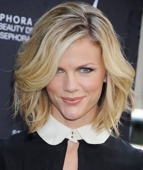 Brooklyn Decker Haircut - Celebrity Short Hairstyle Trend 2014