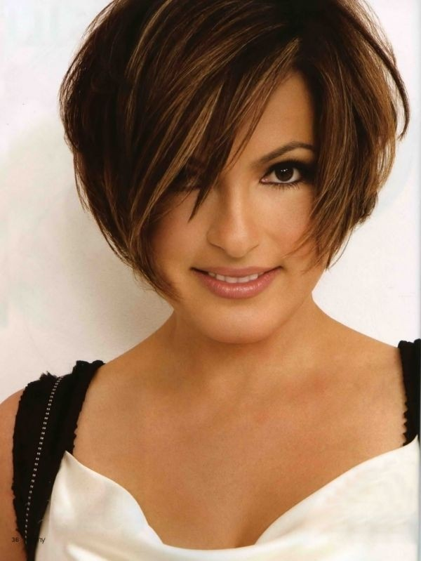Chic Short Straight Haircut