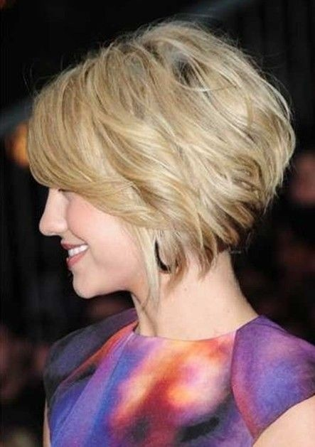 Chic Stacked Bob: Everyday Hairstyles for Short Hair