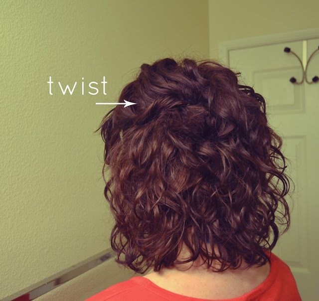 Cute Hairstyles For Short Natural Curly Hair images