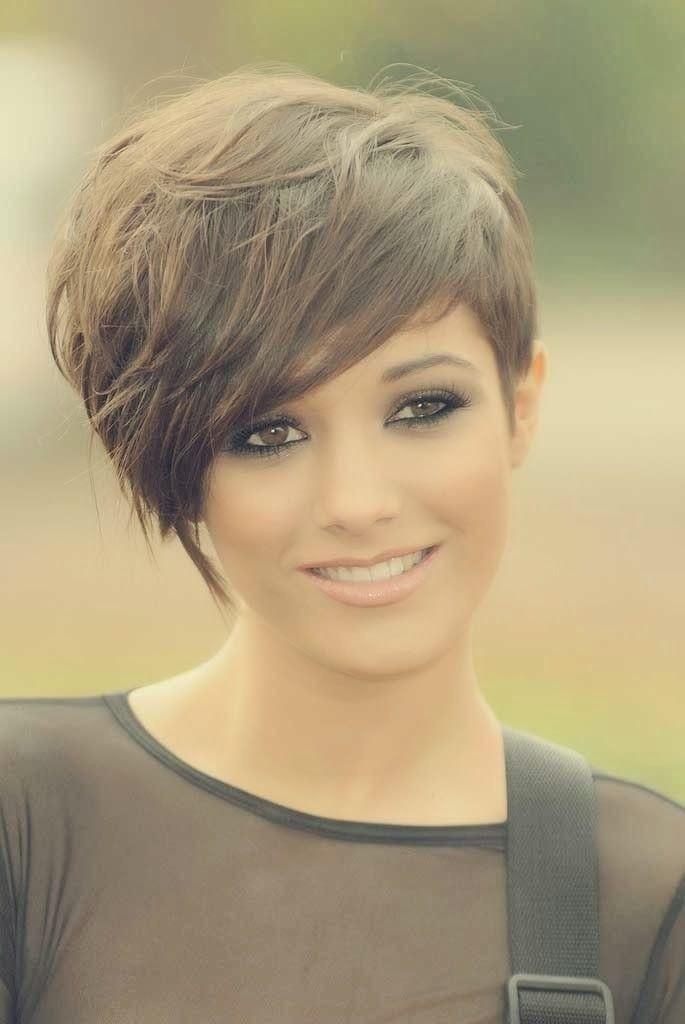 Fantastic 12 Hot Short Hairstyles With Bangs Styles Weekly Short Hairstyles Gunalazisus