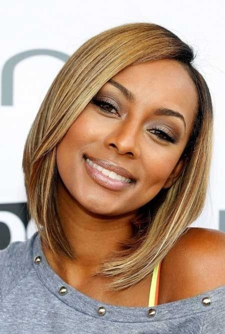 Easy Bob Haircut - Short Hairstyles for Black Women