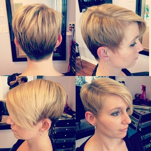 Easy, Chic Everyday Hairstyles for Short Hair 2015: Pixie Cut